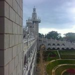 Simala the church in the South
