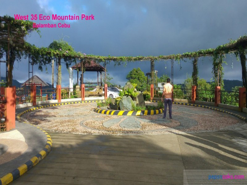 west 35 eco mountain park balamban cebu