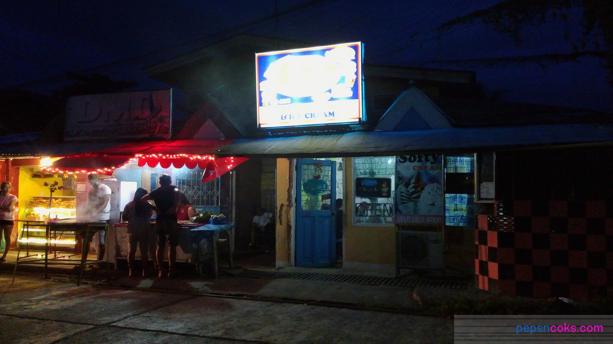 Mamas Choice Refreshment Parlor in Sibonga Plaza