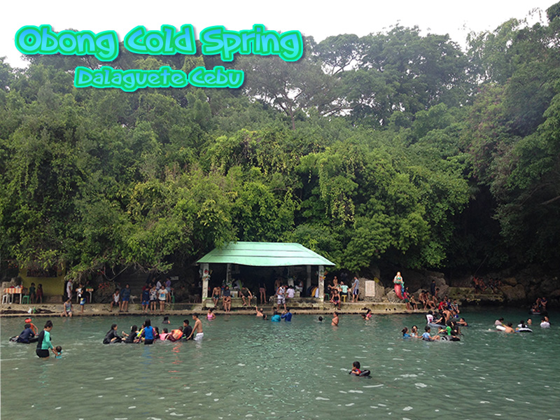 obong cold spring in dalaguete cebu