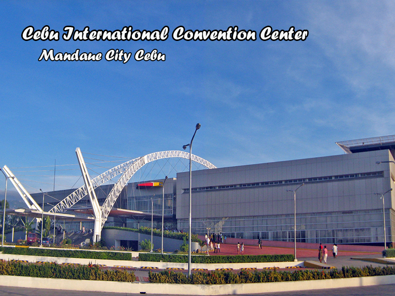 cebu international convention center mandaue city