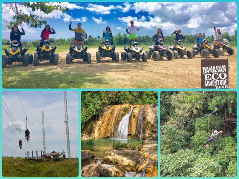 danasan eco adventure park danao cebu