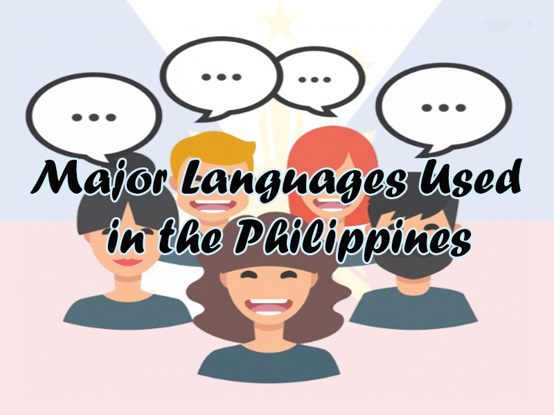 Major Used Languages in the Philippines