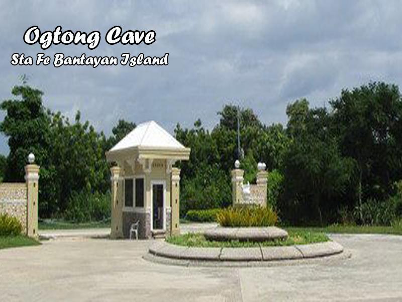 ogtong cave bantayan island