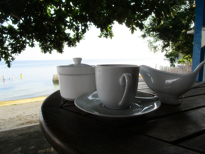 Batong Malunhaw Beach Resort in Alegria