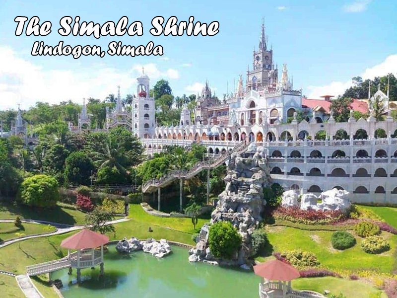 simala church shrine in south cebu