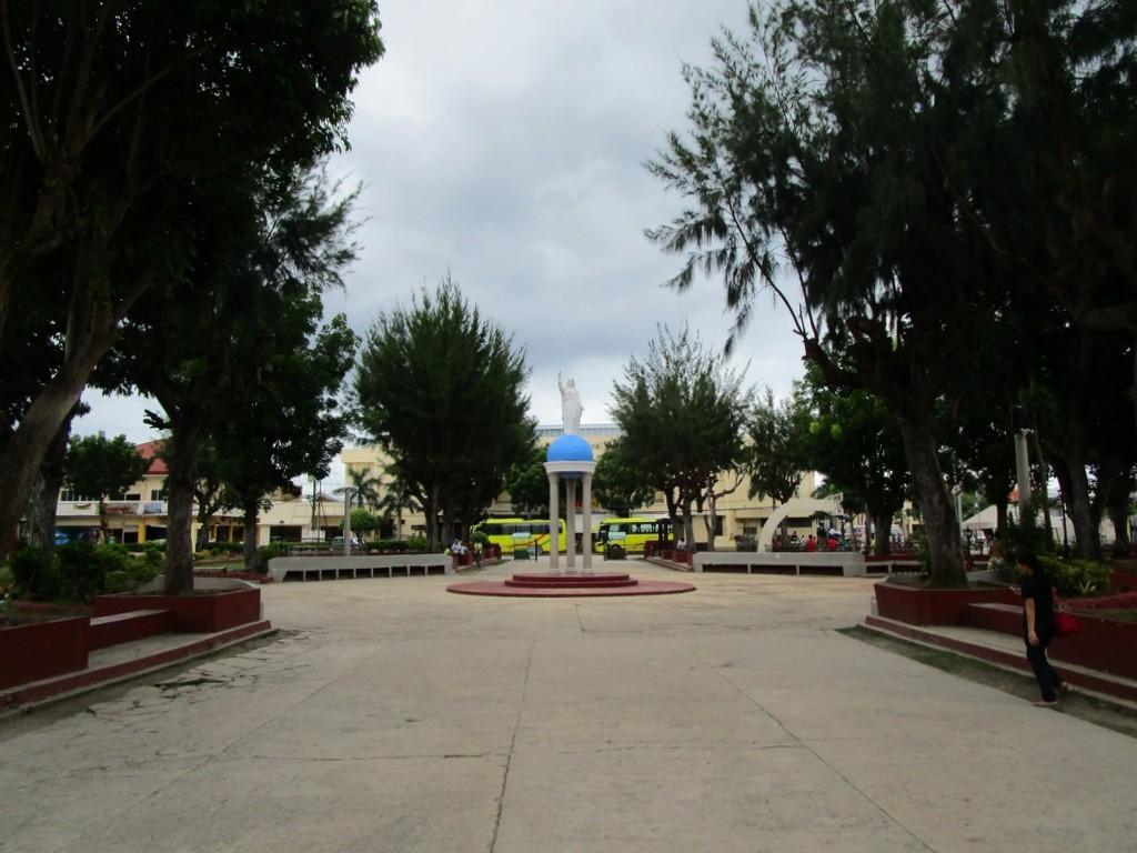 Bantayan Town Plaza
