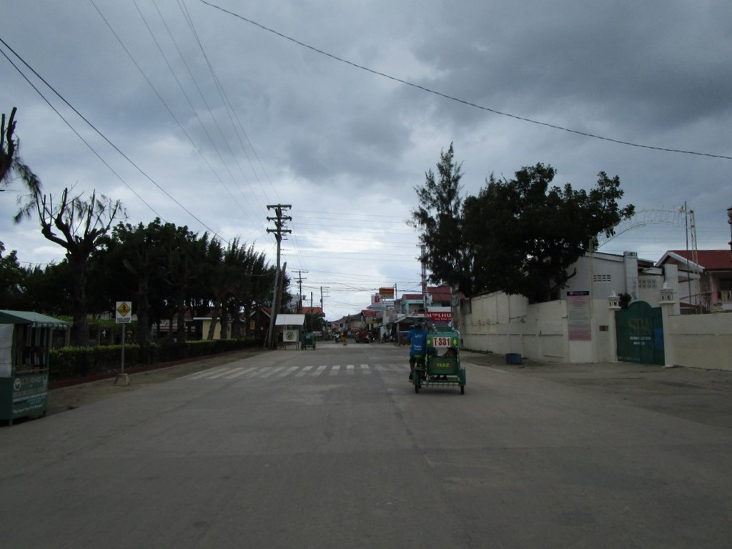 Bantayan Streets