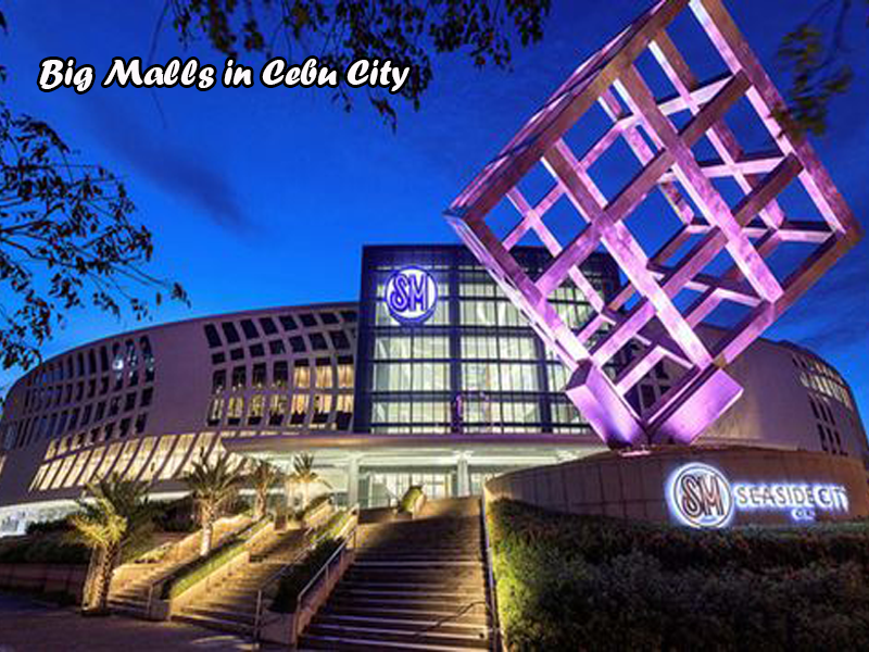big malls in cebu city