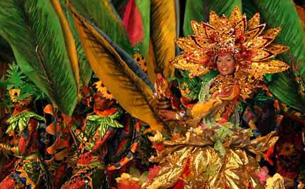 Sinulog Dance Parade
