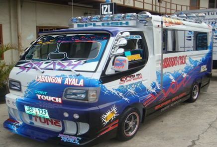 Jeepney Number Codes