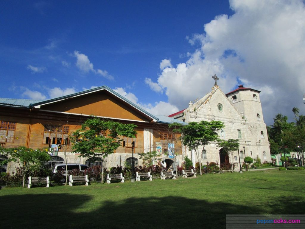 samboan church