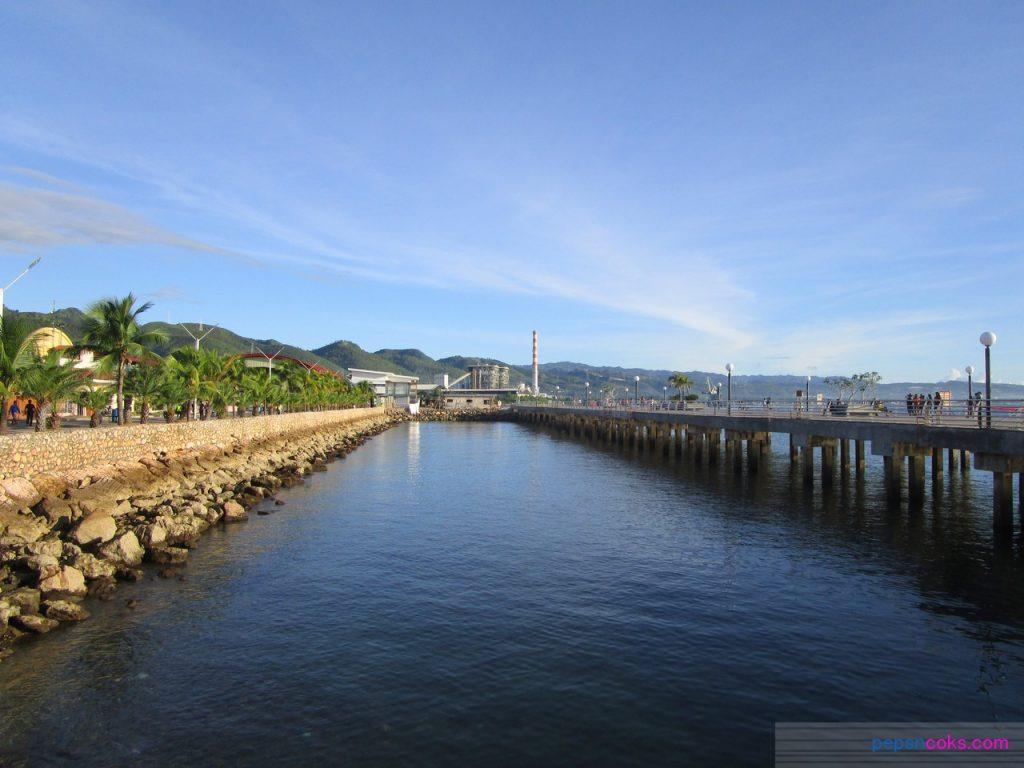 Beautiful morning around the Boardwalk in Naga