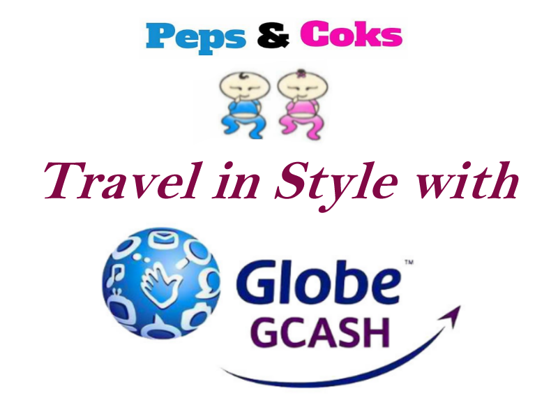 travel in style with gcash