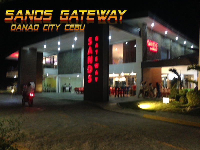 sands gateway danao city cebu