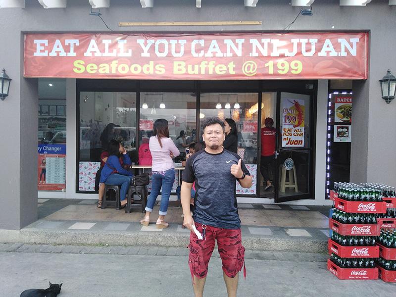 Eat all you can ni Juan