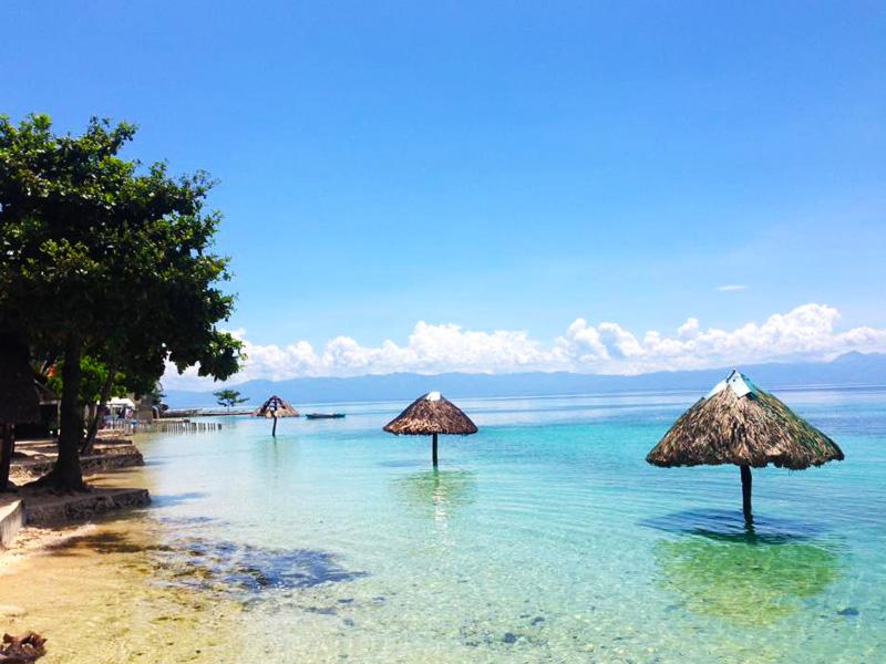 la playa badian
