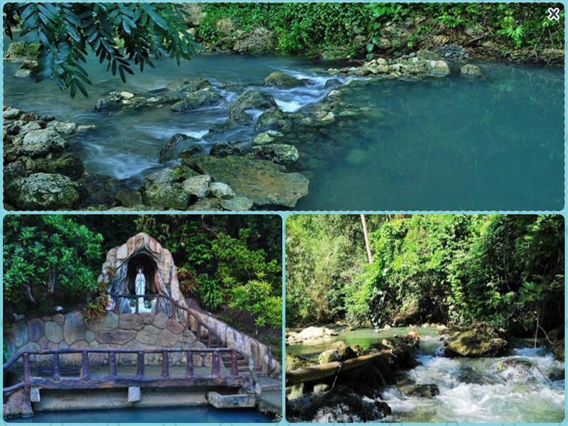 Interesting Binaliw Spring in Sogod