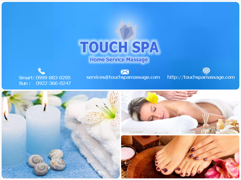 touch spa home massage cebu