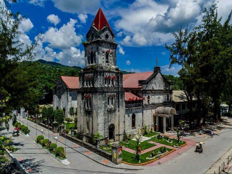 ginatilan church saint gregory the great