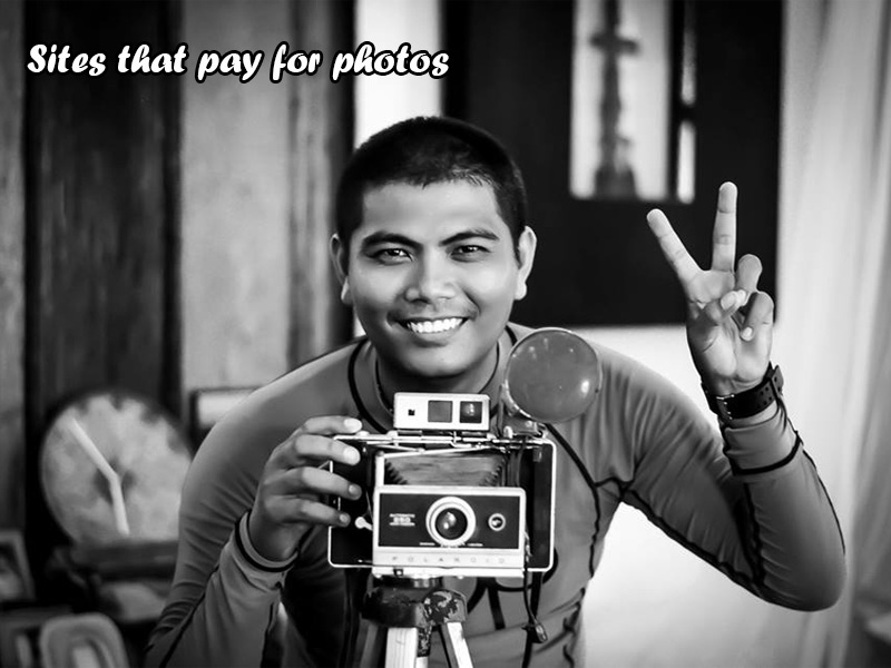 sites pay good for your photos