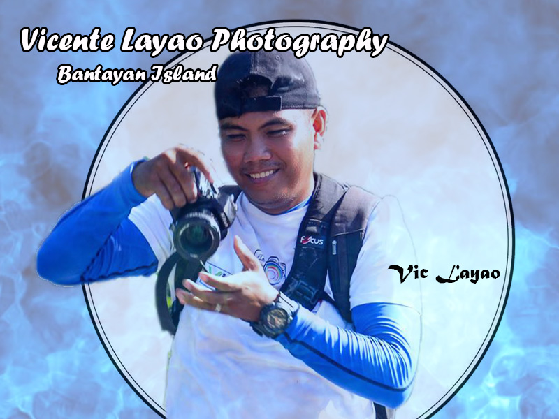 Photographer in Bantayan