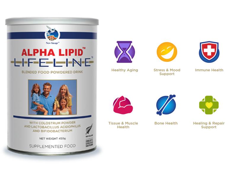 alpha lipid colostrum