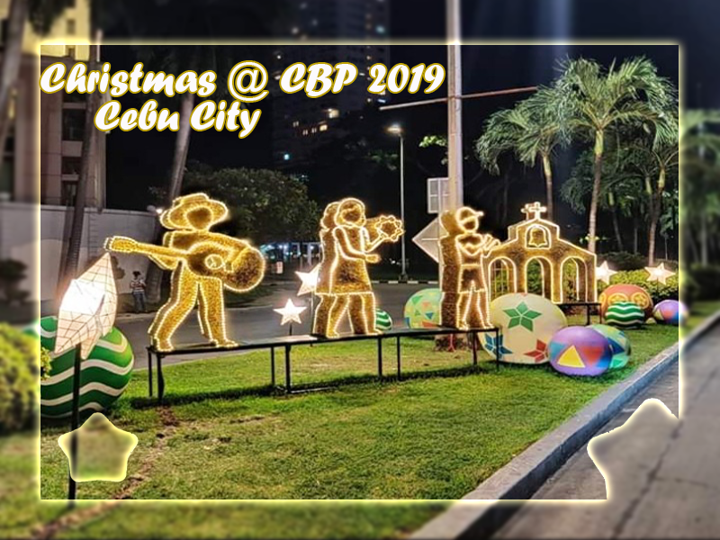 cebu business park christmas 2019