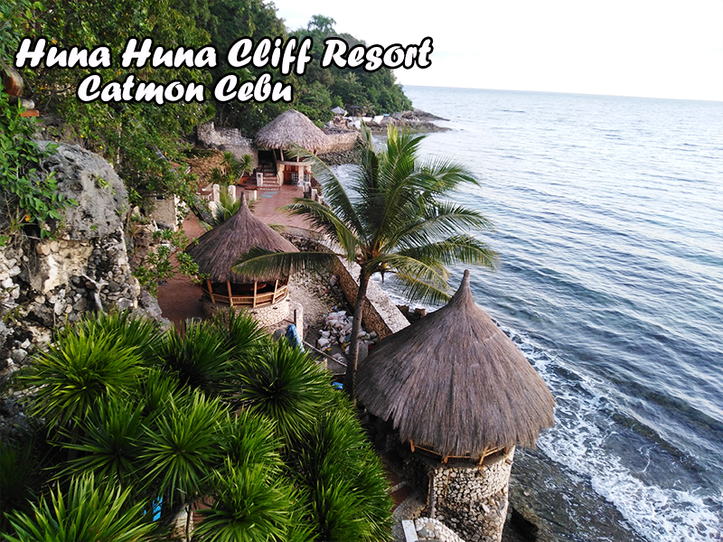 huna huna cliff resort catmon