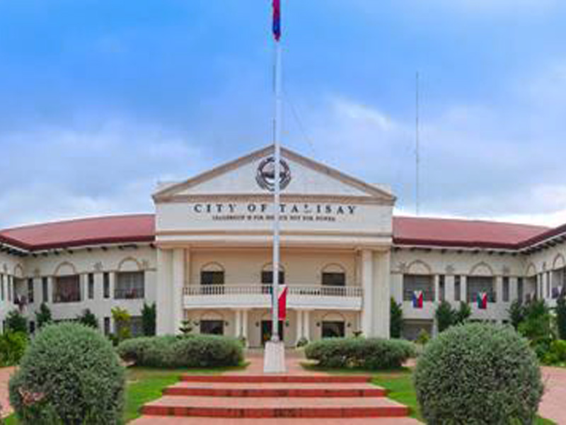 talisay city cebu city hall