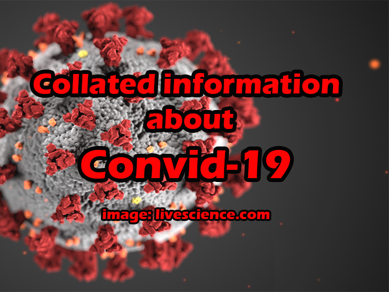 collated information covid 19