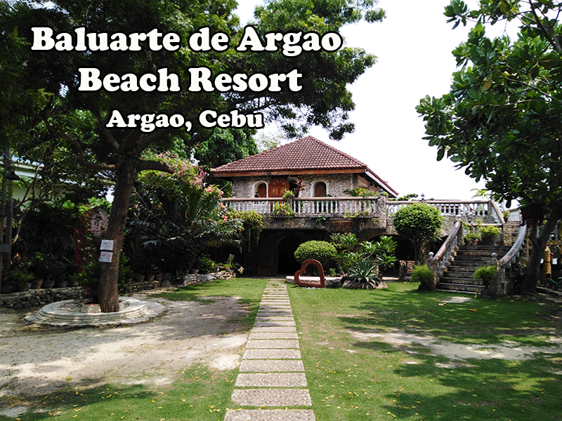 baluarte de argao beach resort