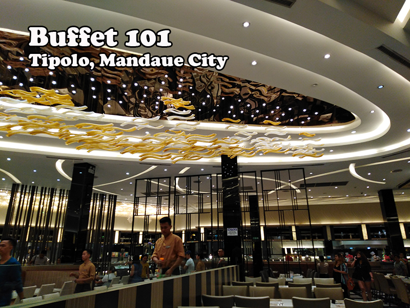 Buffet 101 in Tipolo Mandaue City