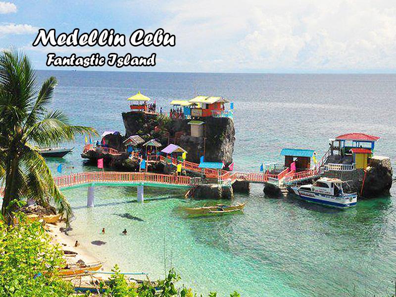 medellin cebu fantastic island