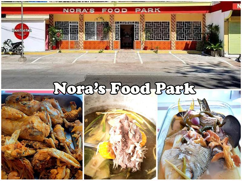 noras food park catmon cebu