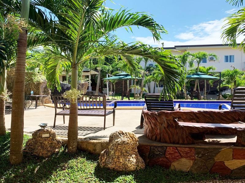 ocean heaven beach resort camotes