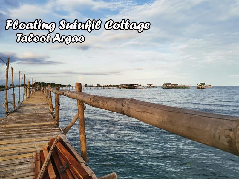 Floating Sutukil Cottage in Taloot Argao