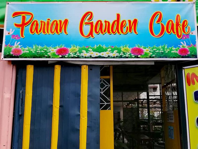 parian garden cafe