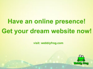 affordable website