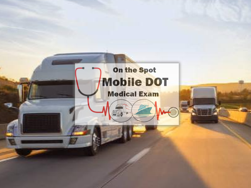 On the Spot Mobile DOT Medical Exams