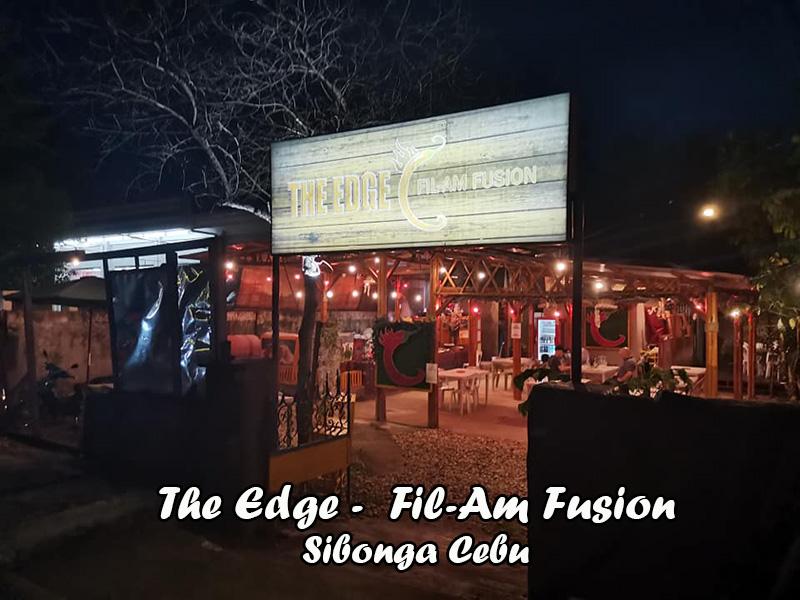 the edge fil-am fusion